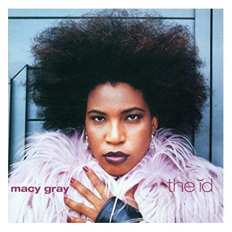 CD MACY GREY-THE ID