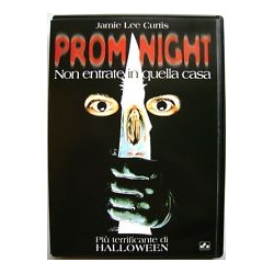DVD PROMNIGHT NON ENTRATE IN QUELLA CASA