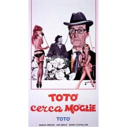 DVD TOTO' CERCA NOGLIE
