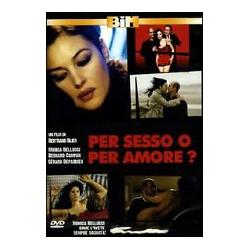 DVD PER SESSO O PER AMORE