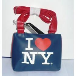 MINI TRACOLLINA I LOVE NEW YORK