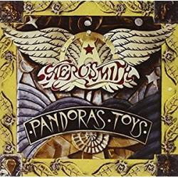 CD AEROSMITH-PANDORA'S TOYS