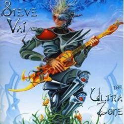CD STEVE VAI-THE ULTRA ZONE