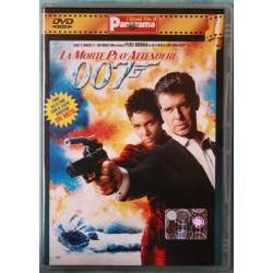 DVD 007 LA MORTE PUO' ATTENDERE