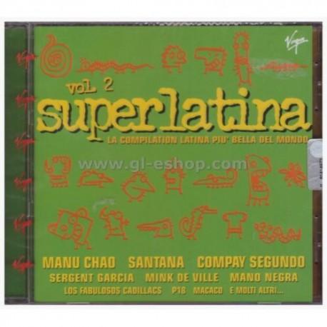 CD SUPERLATINA VOL.2