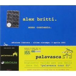 CD ALEX BRITTI-SONO CONTENTO