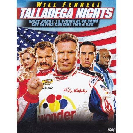 DVD TALLADEGA NIGHTS