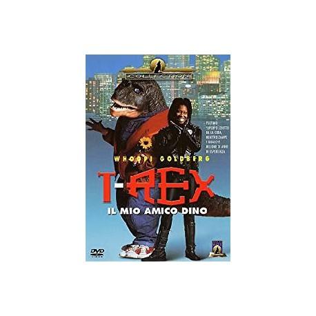 DVD T-REX IL MIO AMICO DINO