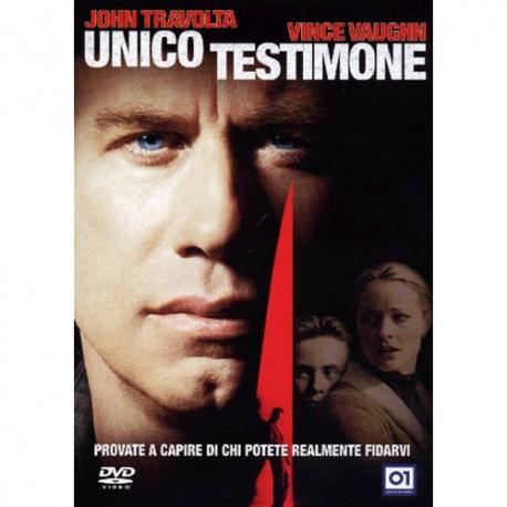 DVD UNICO TESTIMONE