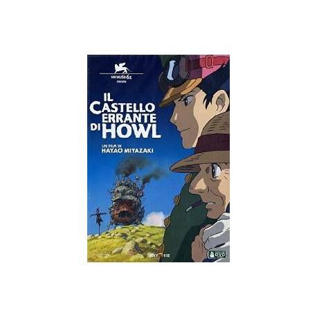 DVD IL CASTELLO ERRANTE DI HOWL
