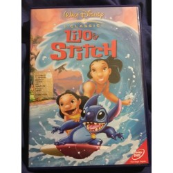 DVD LILO E STITCH