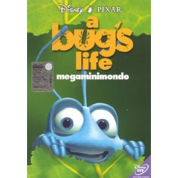 DVD A BUG'S LIFE MEGAMINIMONDO