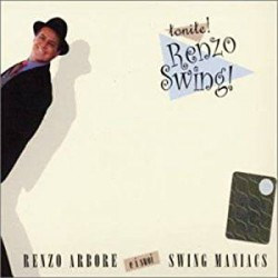 CD RENZO ARBORE-SWING MANIACS