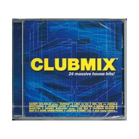 CD CLUBMIX-24 MASSIVE HOUSE HITS