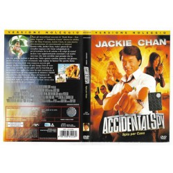 DVD ACCIDENTAL SPY SPY PER CASO