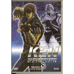 DVD KEN IL GUERRIERO LA TRILOGIA