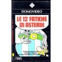 VHS LE 12 FATICHE DI ASTERIX