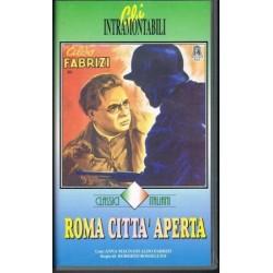 VHS ROMA CITTA' APERTA