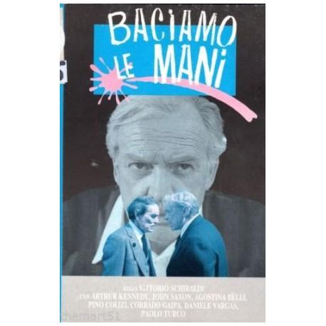 VHS BACIAMO LE MANI