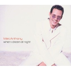 CD MARC ANTHONY-WHENI DREAM AT NIGHT
