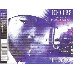 CD ICE CUBE-FEATURING DR.DRE E MC REN