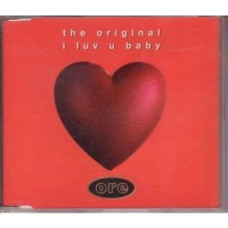 CD THE ORIGINAL I LUV U BABY