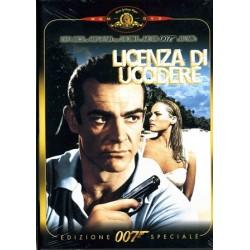 DVD 007 LICENZA DI UCCIDERE