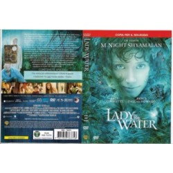 DVD LADY IN THE WATER