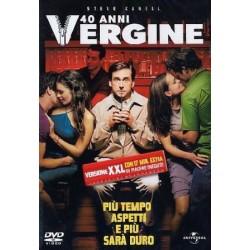 DVD 40 ANNI VERGINE