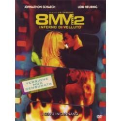 DVD 8MM2 INFERNO DI VELLUTO