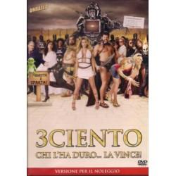 DVD 3CIENTO CHI L'HA DURO LA VINCE