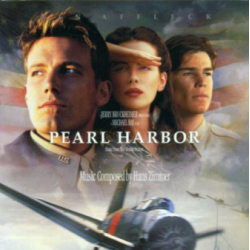 CD MUSIC FROM THE MOTION PICTURE - PEARL HARBOR