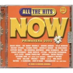 CD ALL THE HITS NOW PRIMAVERA 2002