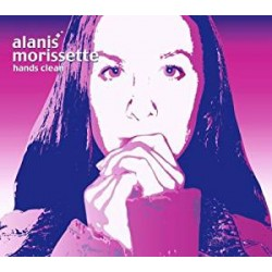 CD ALANIS MORISSETTE-HANDS CLEAN