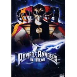 DVD POWER RANGERS  IL FILM