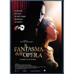 DVD IL FANTASMA DELL'OPERA