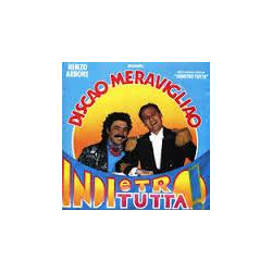 LP RENZO ARBORE DISCAO MERAVIGLIAO