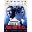 DVD GOOG NIGHT AND GOOD LUCK