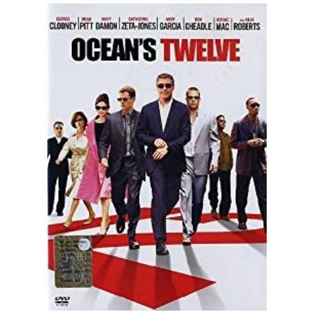 DVD OCEAN'S TWELVE