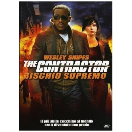 DVD THE CONTRACTOR RISCHIO SUPREMO