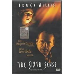 DVD THE SIXTH SENSE