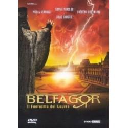 DVD BELFAGOR IL FANTASMA DI LOUVRE