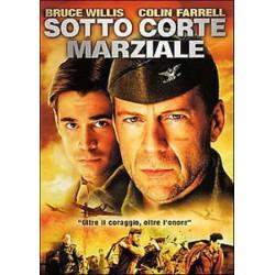 DVD SOTTO CORTE MARZIALE