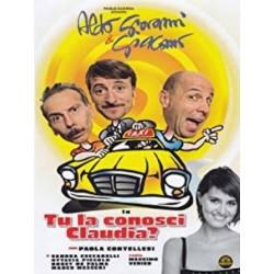 DVD TU' LA CONOSCI CLAUDIA?