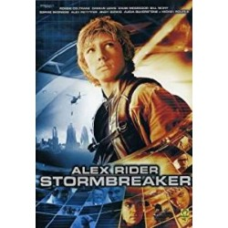 DVD ALEX RIDER STORMBREAKERS