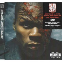 CD 50 CENT-BEFORE I SELF DESTRUCT