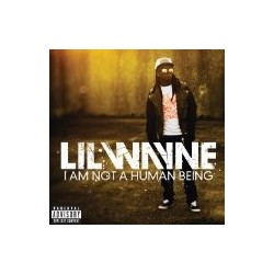 CD LIL WAINE -I AM NOT A HUMAN BEING