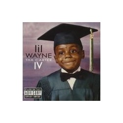 CD LIL WAYNE THE CARTER IV