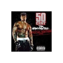 CD 50 CENT-THE MASSACRE