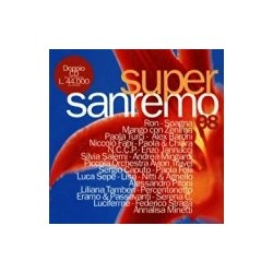 CD SUPER SANREMO 1998